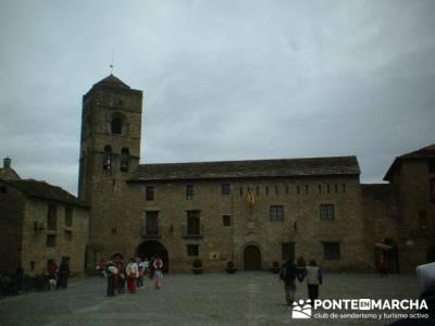 Ainsa; rutas de senderismo madrid; senderismo y montaña